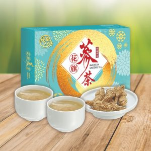 American Ginseng Tea