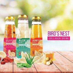 Bird's Nest Collagen Drink