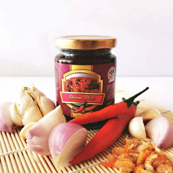 Sambal Shrimp Paste